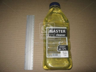 Омыватель стекла зим. Мaster cleaner -12 Цитрус 1л Master cleaner