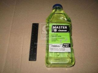 Омыватель стекла зим. Мaster cleaner -20 Экзотик 1л Master cleaner