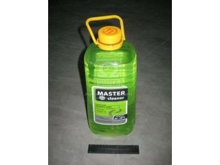 Омыватель стекла зим. Мaster cleaner -20 Экзотик 4л Master cleaner
