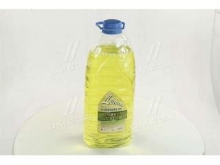 Омыватель стекла зимний -20 STANDARD Лимон (канистра 4л) (4 шт в уп) <ДК> Дорожная карта