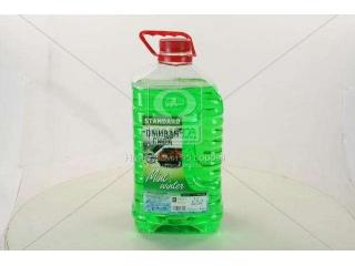 Омыватель стекла зимний -20 STANDARD Mint winter зелен. (канистра 4л) <ДК> Дорожная карта