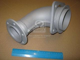 Патрубок приемный от ТКР КАМАЗ ЕВРО-2 (колено 6 шпилек) (пр-во КамАЗ)