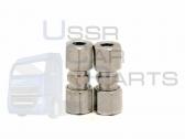Пневмосоединитель 10мм метал 076.002-00