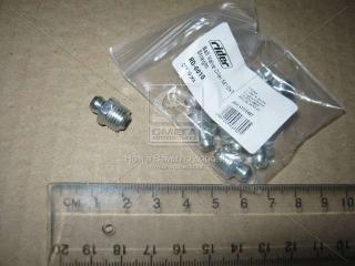 Пресс-масленка М10х1 прямая (10шт) (RIDER) RIDER