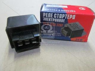 Реле стартера электронное 24В КАМАЗ Евро-3 (пр-во РелКом) Релком