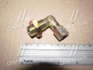 Соединитель аварийный угловой резьбовой (Dвнут.=8мм, М16х1,5) (RIDER) RIDER