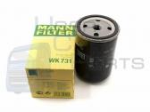 Топливный фильтр WK731