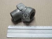 Угольник сливного крана алюмин. ЗИЛ 130 (пр-во Украина) Украина 300351-Г
