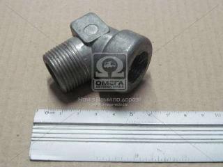 Угольник сливного крана алюмин. ЗИЛ 130 (пр-во Украина) Украина