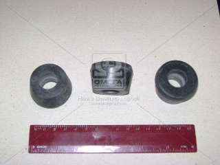Втулка проушины амортизатора ГАЗ 53, 3307,3310, ВАЛДАЙ, ПАЗ (пр-во ЯзРТИ)
