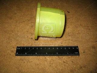 Втулка стабилизатора МАЗ Lобщ.=62 d=72х45 (пр-во Беларусь) МАЗ