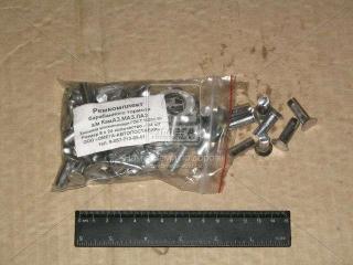 Заклепка 8х24 накладки колодки тормоза КАМАЗ, ЗИЛ (64шт) (пр-во Украина) Украина